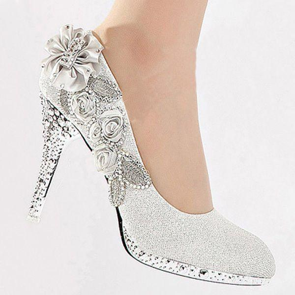 Wedding Shoes For Bride 2018