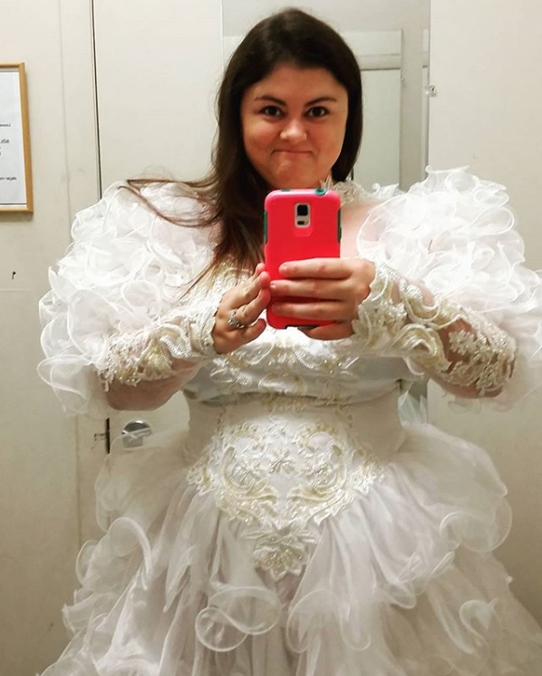 Hideous Bridal Gowns: The Ugliest Wedding Dresses Ever